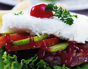 Resep-Nasi-Burger