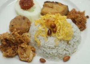 nasi lemak, resep masakan indonesia, resep masakan, masakan indonesia, aneka resep masakan, masakan, resep kue
