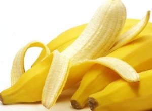 kulit pisang, pisang ambon