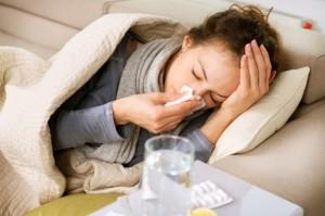 perbedaan flu dan batuk