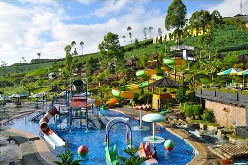 Puncak Darajat Jadi Kawasan Wisata Terfavorit Di Kabupaten Garut