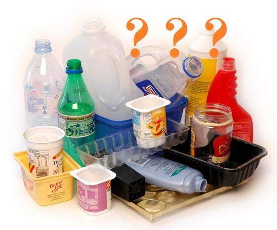 wadah plastik berbahaya