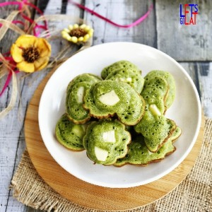 kue cubit green