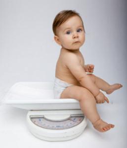 berat badan bayi kurang