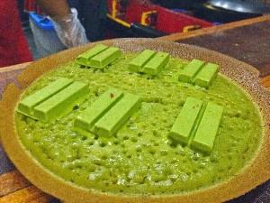 martabak green tea