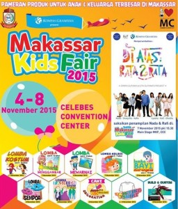 makassar kids fair 2015