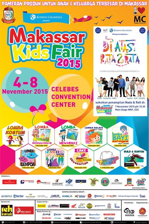 makassar kids fair