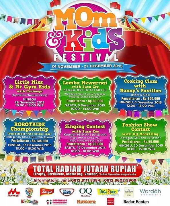 mom kids festival