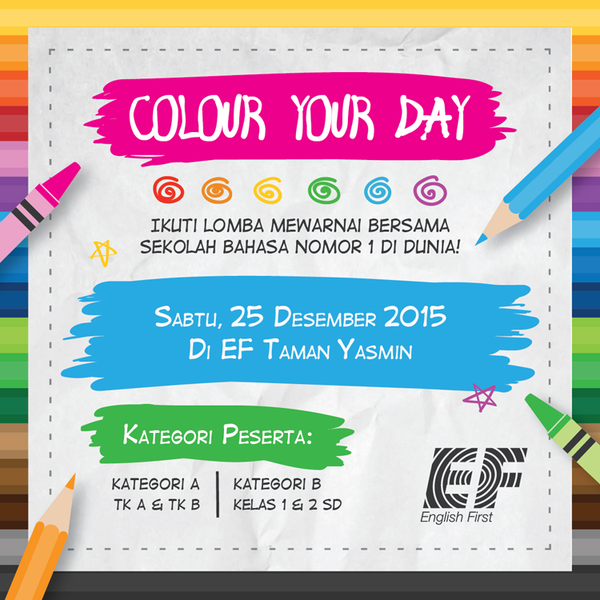colour your day bogor