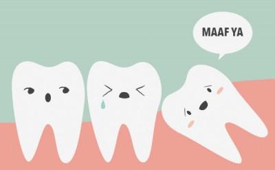 gigi bungsu