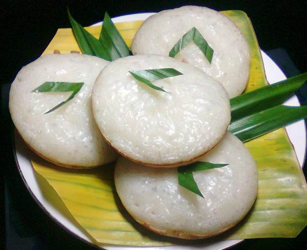 Resep Kue Basah Apem Putih Telur Buahatiku