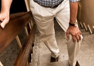 lutut sakit naik tangga