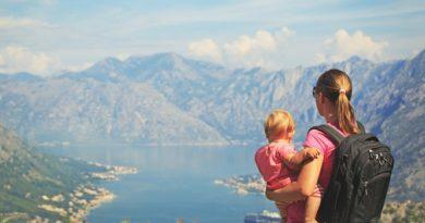 perjalanan dengan anak
