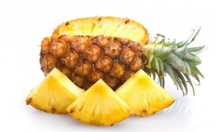 manfaat buah nanas