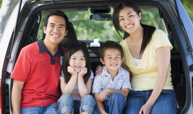 Mudik Bersama Keluarga