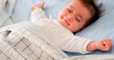 bayi tidak tidur sendiri
