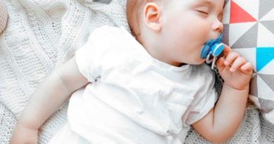 negatif empeng bayi
