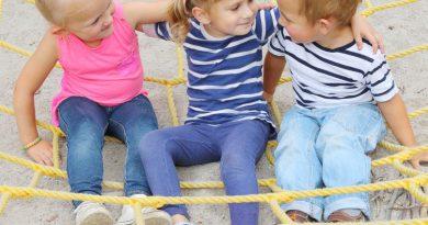 Anak dan preschool