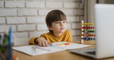 online, daring, belajar daring
